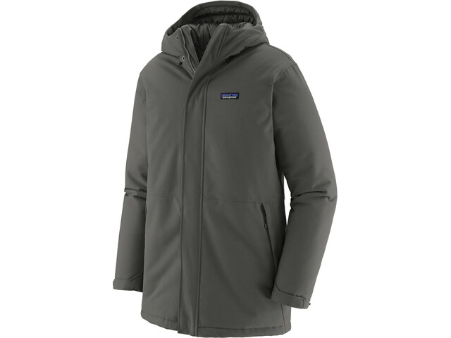 Patagonia Lone Mountain Parka Hombre, forge grey